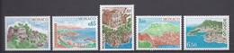 ⭐ Monaco - YT N° 1147 à 1151 - Neuf Sans Charnière - 1978 ⭐ - Unused Stamps