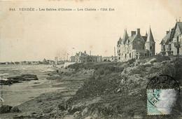 Les Sables D'olonne * Vue Sur Les Chalets , Villas * Côté Est - Sables D'Olonne