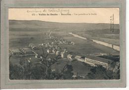 CPA - Environs De VALENTIGNEY (25) BEAULIEU - Aspect Du Bourg, De L'Usine Et De La Cités En 1907 - Otros Municipios