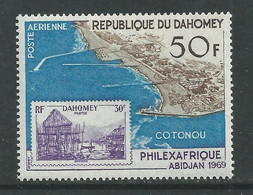 Dahomey P.A. N° 98 XX  Exposition Philatélique Philexafrique à Abidjan Sans Charnière,  TB - Benin - Dahomey (1960-...)