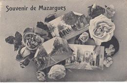 Souvenir De MAZARGUES - Otros Municipios