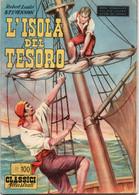 L'ISOLA DEL TESORO - CLASSICI ILLUSTRATI - DARDO - MILANO 1953 - Classic (1930-50)