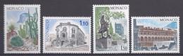 ⭐ Monaco - YT N° 1214 à 1217 - Neuf Sans Charnière - 1980 ⭐ - Unused Stamps