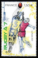 France 2021 - SPORT - Couleur Passion (Rugby à 7) ** - Unused Stamps