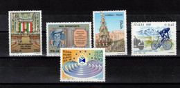 ITALIE  Timbres Neufs **   De 1997/1999 ( Ref 1421C)   Lot De 5 Timbres - 1981-90:  Nuevos