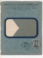 ITALIA - PERFIN - Francobollo Perforato - 6 - Unclassified
