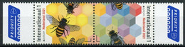 Nederland NVPH 2021 Paar Bedreigde Bijen 2021 MNH Postfris - Unused Stamps
