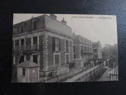 Z35 - 14 - Saint-Aubin-sur-Mer - Villa Belle Plage - Plan Peu Courant - 1917 - Saint Aubin