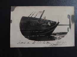 Z35 - 14 - Souvenir De Saint-Aubin-sur-Mer - Avril 1917 - Carte Photo - Saint Aubin
