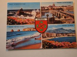 CPA France Côte Basque 1978 - Ohne Zuordnung