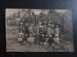 Z35 - 14 -  Saint-Aubin-sur-Mer (à Confirmer) - 1918 - Carte Photo - Saint Aubin