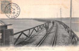 80-SAINT VALERY SUR SOMME-N°T1124-C/0135 - Saint Valery Sur Somme