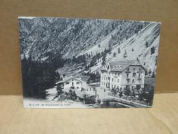 TRIENT (Suisse) Le Grand Hotel - VS Valais