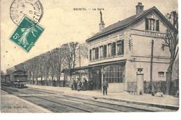CPA  NOINTEL   La Gare - Autres Communes