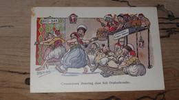 Illustrateur DRACK OUB : Cousscouss Dancing Chez Sidi Ouahadzouche .............. 4984 - Non Classificati