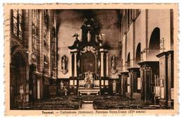 CPA Carte Postale -Belgique-Tournai-Intérieur De La Cathédrale  1953 VM33935 - Tournai