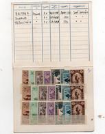 ERITREA SOMALIA TRIPOLITANIA - SANT'ANTONIO - 1931 Sovrastampati ** - Neufs