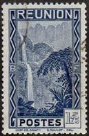Réunion Obl. N° 143 A - Vue -> Bras Des Demoiselles Le 1f75 Bleu-foncé - Oblitérés