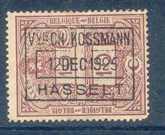 K790-BELGIE Fiscale Zegel Stempel CH KOSSMANN HASSELT - Stamps