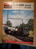 Vie Du Rail 1069 1966 Viaduc Tarare St Germain Bobigny Grande Jouy En Josas Bry Sur Marne Champigny - Trains