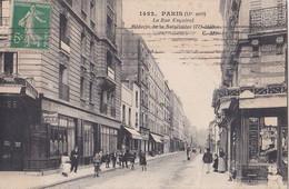 La Rue ESQUIROL / N° 1422 - District 13