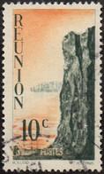Réunion Obl. N° 262 - Détail De La Série émise En 1947 - Le 10c - Oblitérés