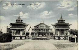 Coq S/Mer Le Casino  Circulée En 1912 - De Haan