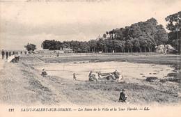 80-SAINT VALERY SUR SOMME-N°T1133-B/0127 - Saint Valery Sur Somme