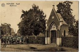 Hombeek Kapel Bankstraat Circulée En 1925 - Mechelen