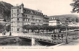 63-LA BOURBOULE-N°T1133-B/0347 - La Bourboule