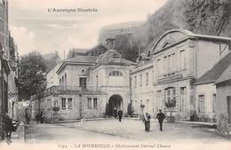 63-LA BOURBOULE-N°T1133-B/0375 - La Bourboule