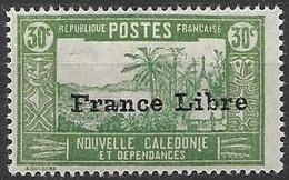Nouvelle Caledonie 1941 Mh * 24 Euros - Nuevos