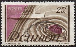 Réunion Obl. N° 280 - Détail De La Série émise En 1947 - Usados