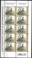 Belg. 2020 - La Bernache Nonnette 4912** (timbre Pour Recommandé)  - De Brandgans** - Unused Stamps