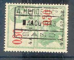K682- BELGIE Fiscale Zegel Stempel A HENDERICK  GAND - Stamps