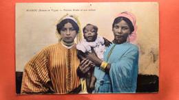CPA.  Maroc.  Femme Arabe Et Son Enfant (R3.815 ) - Otros