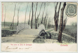 OSTENDE - Vue Prise Au Bois De Boulogne - Gekleurd - Oostende