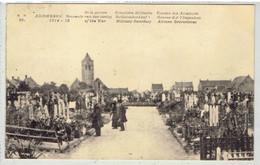 Adinkerke - Souvenir Guerre 1914-18 - Cimetiere Militaire - Soldatenkerkhof - Military Cemetery - Tombes Des Aviateurs - De Panne