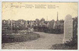 Adinkerke - Souvenir Guerre 1914-18 - Cimetière Militaire - Vue Générale - Soldaten Kerkhof - Military Cemetery - De Panne
