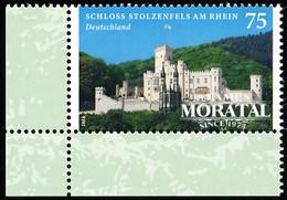 2014 Deutschland BRD Mi 3049 Schloss Stolzenfels Am Rhein  ** Perfekter Zustand, Postfrisch   (Michel) - Neufs