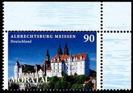 2014 Deutschland BRD Mi 3062 Albrechtsburg, Meißen  ** Perfekter Zustand, Postfrisch   (Michel) - Neufs