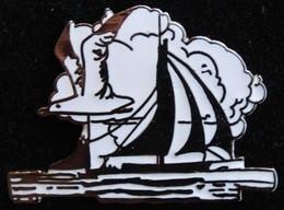 SAGGAY - BATEAU - MOUETTE - GOELAND - H.PRATT - BD - HUGO PRATT - BOAT -              (25) - Fumetti