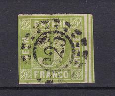 "Bayern - 1850 - Michel Nr. 5 III OMR ""325"" München - Gestempelt - 30 Euro - Beieren"