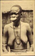 CPA Les Femmes à Plateaux, Type De Caste, Lippenteller - Costumes