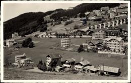 CPA Leysin Kt. Waadt Schweiz, Vue Générale De La Ville - VD Waadt
