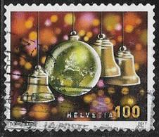Switzerland 2017 Christmas 100c Good/fine Used [37/31029/ND] - Oblitérés