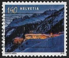 Switzerland 2018 Christmas 150c Good/fine Used [40/33122/ND] - Oblitérés