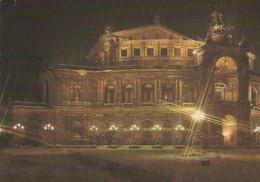 Dresden - Semperoper - 1986 - Dresden