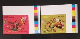 Vietnam Viet Nam MNH Imperf Stamps 2011 : Year Of Dragon Zodiac (Ms1013) - Viêt-Nam