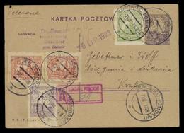 1928, Polen, P 42, Brief - Non Classificati